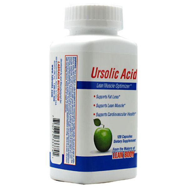 Labrada Nutrition Ursolic Acid 120 Caps