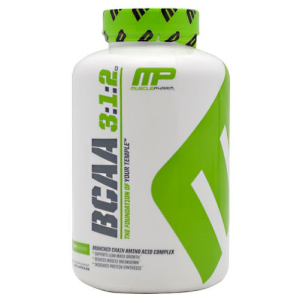 Muscle Pharm BCAA 3:1:2 240 Caps