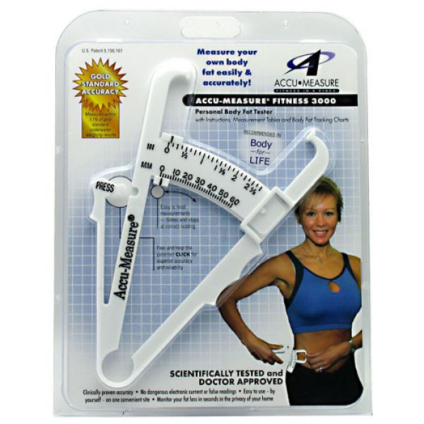 AccuFitness Fitness 3000 Personal Body Fat Caliper