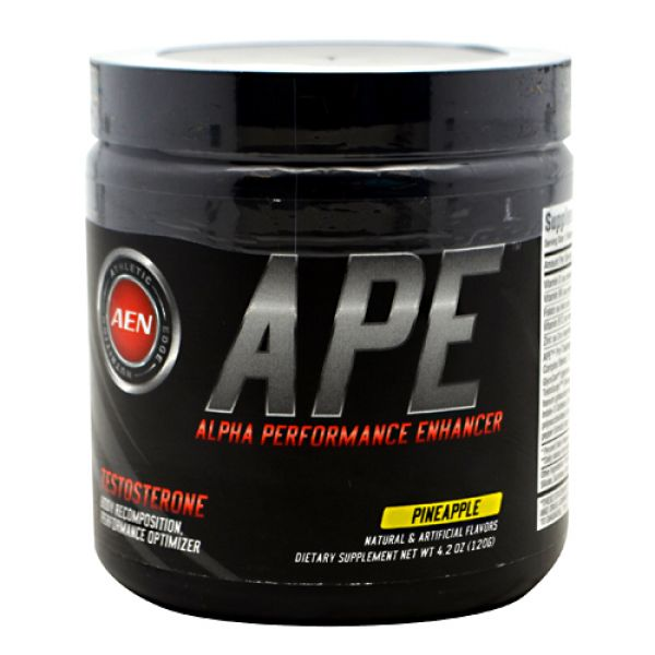 Athletic Edge Nutrition APE Pineapple 20 Servings