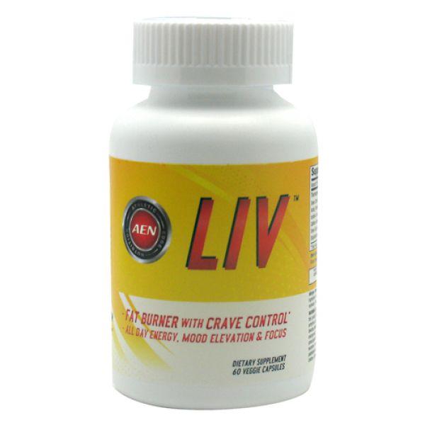 Athletic Edge Nutrition LIV 60 Caps