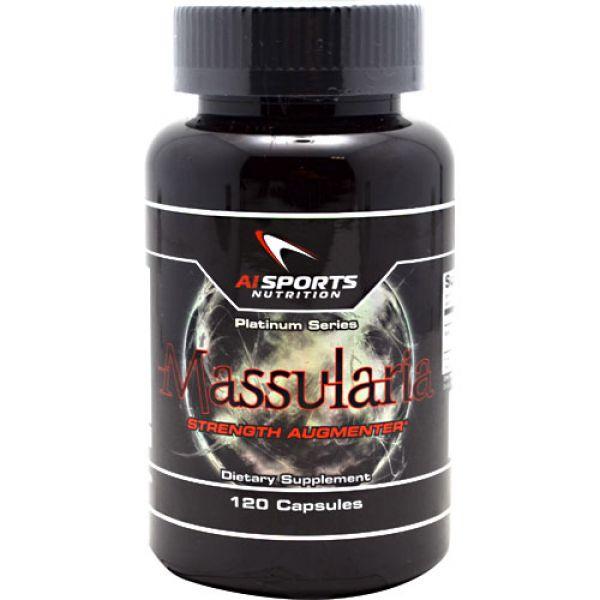 AI Sports Nutrition Massularia 120 Caps