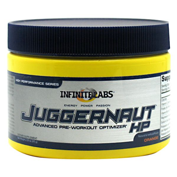 Infinite Labs Juggernaut HP 10 servings