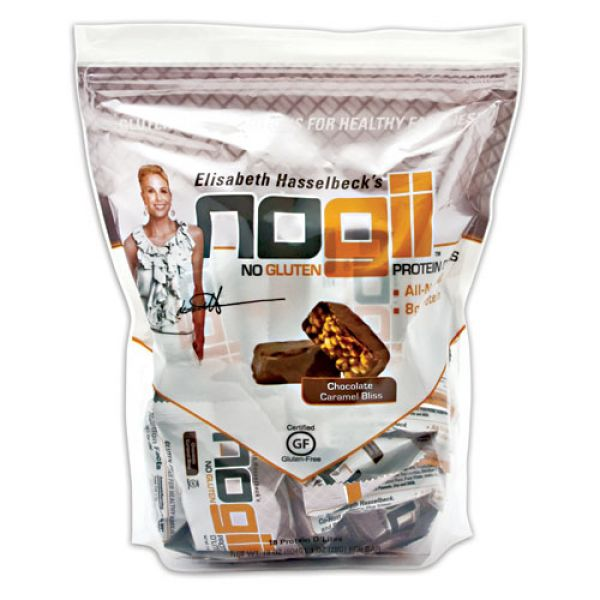 NoGii Protein D'Lites Chocolate Caramel Bliss 18/Box