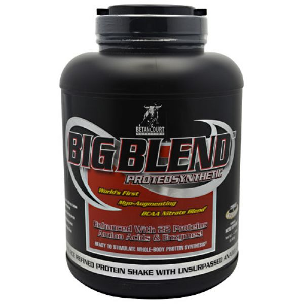 Betancourt Nutrition Big Blend Cookies and Cream 4.76 lbs (2,160g)
