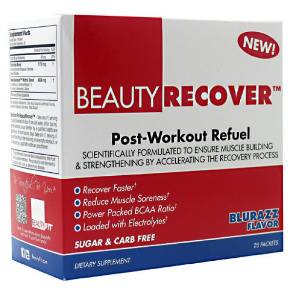 BeautyFit BeautyRecover 25 Packets
