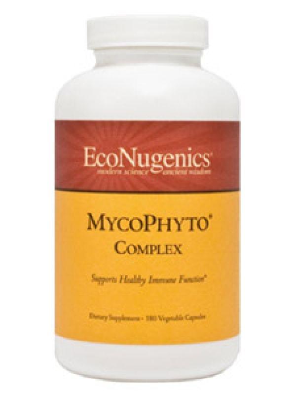 EcoNugenics MycoPhyto Complex 180 Vege Caps