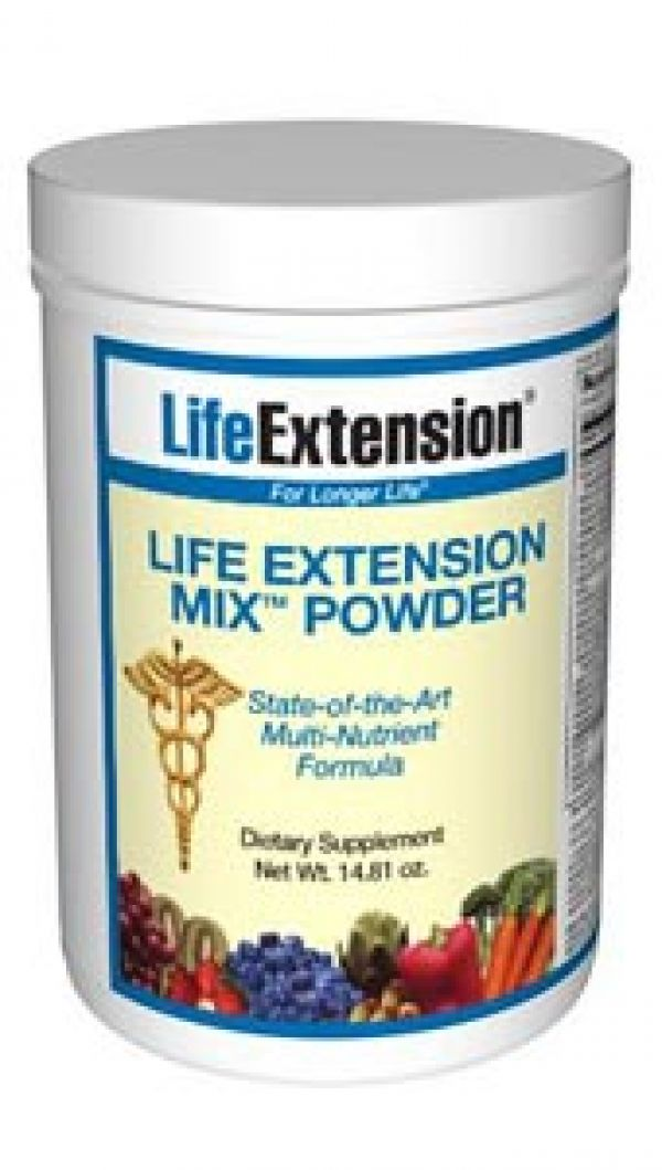 Life Extension Mix w/Stevia 14.81 oz
