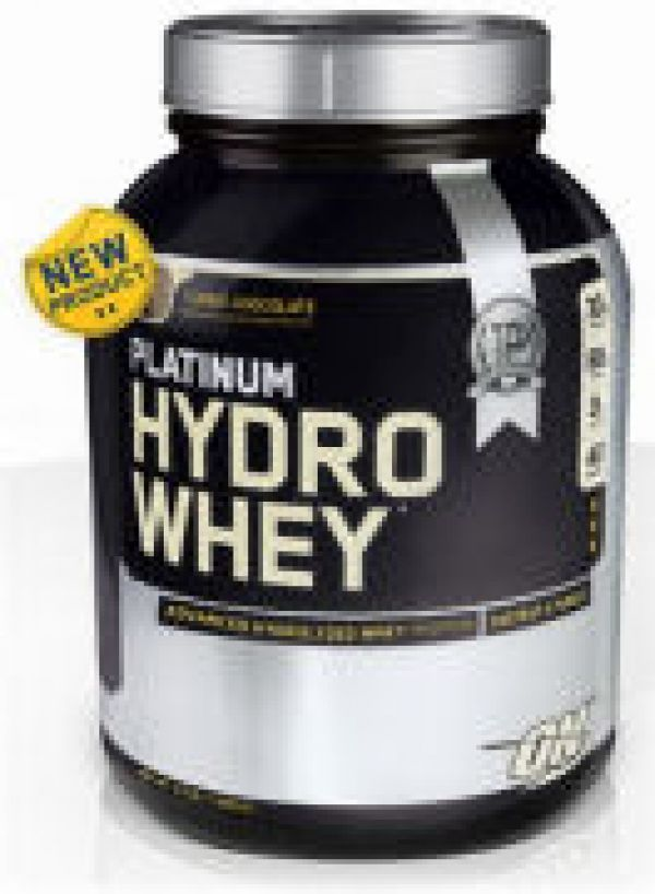 Optimum Nutrition Platinum HydroWhey 1.75 Lbs