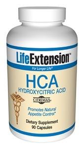Life Extension Hca Hydroxycitric Acid 90 Caps