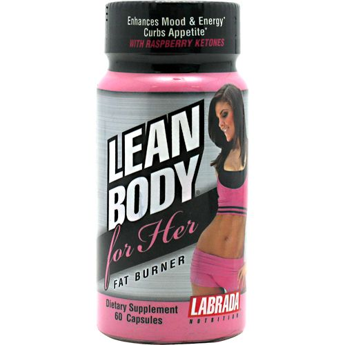 Lean body for her fat burner
