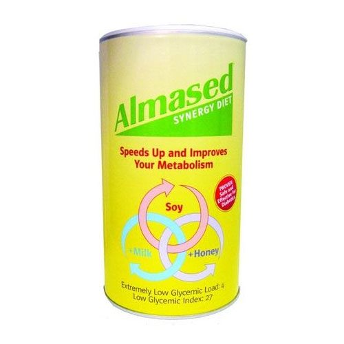 Almased Synergy Diet Powder for Weight Loss
