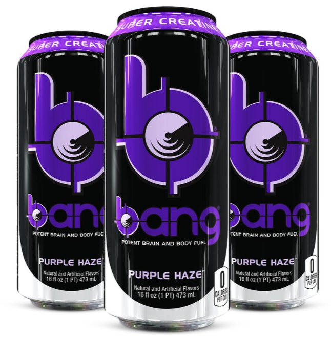 Vpx Bang Rtd 12 Case Powerful Energy Drink