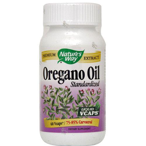 Nature's Way Oregano Oil Anti-Inflammatory Supplement