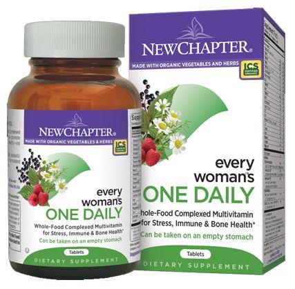 New chapter multivitamin women