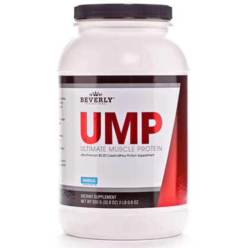 Ultimate Muscle Protein Powder (UMP) | Beverly International
