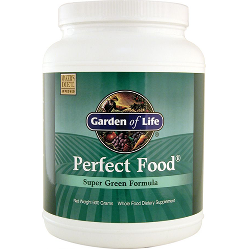 Garden of Life Perfect Food Super Green Formula 600 grams