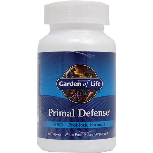 Garden Of Life Primal Defense Hso Probiotic Formula 90 Caplets