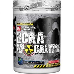 MuscleMaxx BCAA Apocalypse 50 Servings (Buy 1, Get 1 Free)