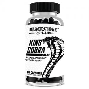 Blackstone Labs King Cobra 60 Caps
