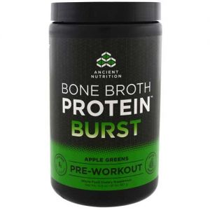 Ancient Nutrition Bone Broth Protein Burst Pre-Workout
