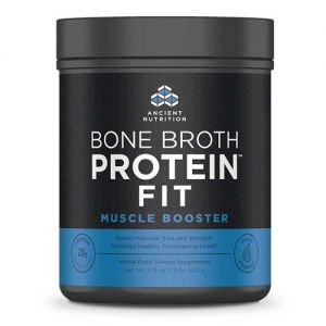 Ancient Nutrition Bone Broth Fit Muscle 20 Servings