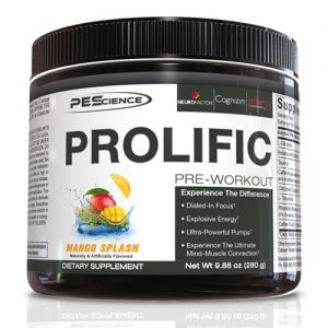 PEScience Prolific 20 Servings