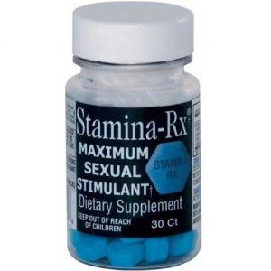 Hi-Tech Pharmaceuticals Stamina-Rx Men's 40 Tablets