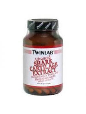 Twinlab Advanced Shark Cartilidge 500mg 100 Caps