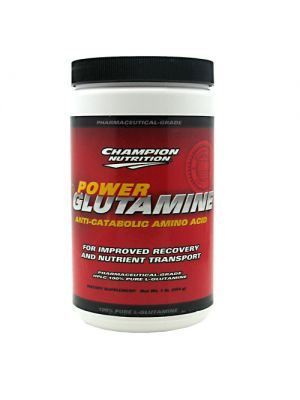 Champion Nutrition Power Glutamine 454 Grams