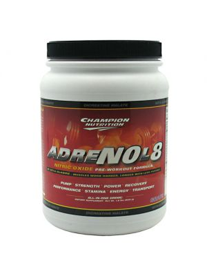 Champion Nutrition Adrenol 8 Grape 1.8 Lbs