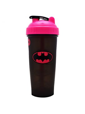 PINK BATMAN SHAKER 28OZ