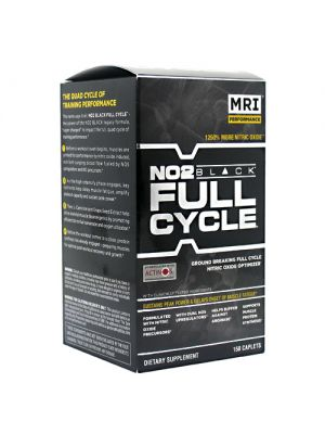 MRI NO2 Black Full Cycle  150 Caplets