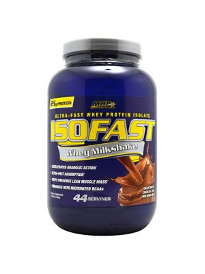 MHP IsoFast 44 Servings - 2.88 Lb