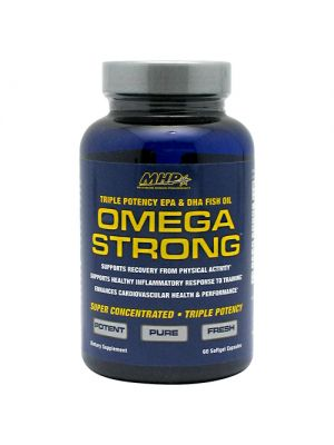 MHP Omega Strong  60 Softgel Capsules