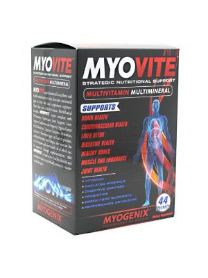 Myogenix Myovite  44 Packets