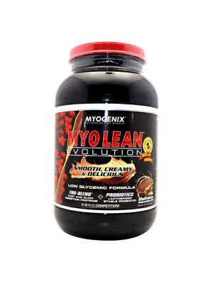 Myogenix Myo Lean Evolution Chocolate-Peanut Butter Cup 2.51 lb (1140g)