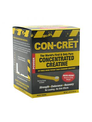 CON-CRET Con-Cret Unflavored 48 Servings