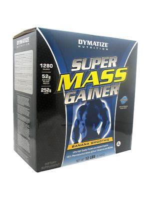 Dymatize Super Mass Gainer 12 Lbs