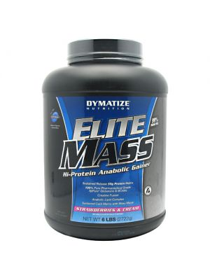 Dymatize Elite Mass 6 lbs (2722g)