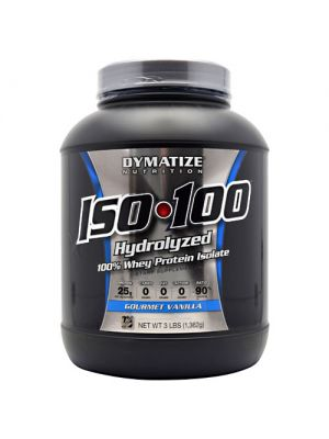 Dymatize ISO-100 3 Lbs