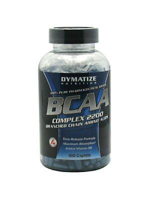 Dymatize BCAA Complex 2200 400 caplets