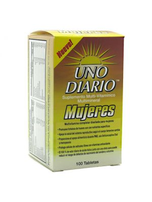 Absolute Nutrition Mujeres 100 Tablets