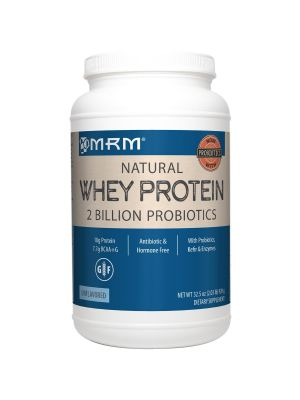 MRM Whey Natural Protein Front 2lbs