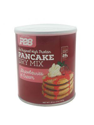 P28 Pancake Mix Strawberries N' Cream 16 Oz
