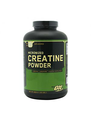 Optimum Nutrition Creatine Powder 600 grams