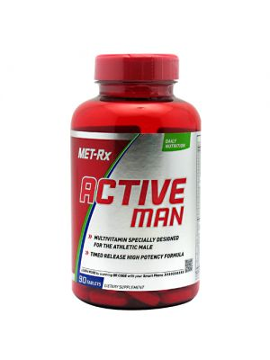 Met-Rx Active Man  90 Tablets