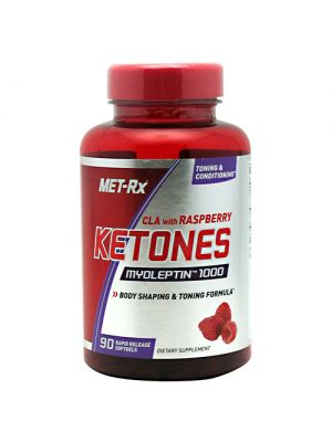 Met-Rx CLA with Raspberry Ketones  90 Softgels