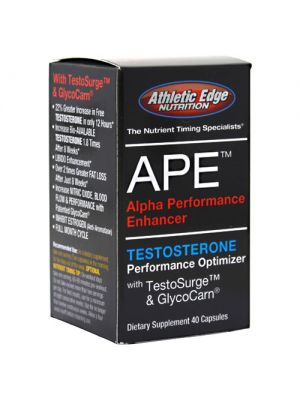 Athletic Edge Nutrition APE 40 Caps