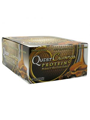 Quest Nutrition Quest Cravings Peanut Butter Cups 12/Box